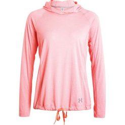 Under Armour THREADBORNE TRAIN TWIST Koszulka sportowa cape coral. Pomarańczowe topy sportowe damskie marki Under Armour, xs, z materiału. W wyprzedaży za 148,85 zł.