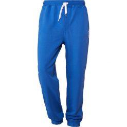 BOSS CASUAL SUPERSONIC Spodnie treningowe bright blue. Niebieskie spodnie dresowe męskie BOSS Casual, z bawełny. Za 579,00 zł.