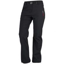 Spodnie sportowe damskie: Northfinder Spodnie Outdoor Lyric Black L