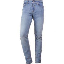 BOSS CASUAL DELAWARE Jeansy Slim Fit blue. Niebieskie jeansy męskie regular BOSS Casual, z bawełny. Za 539,00 zł.