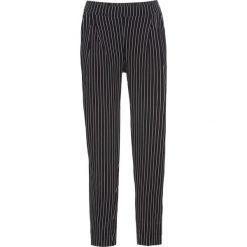 Spodnie dresowe damskie: Spodnie dresowe bonprix czarny