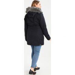 Parki damskie: Ragwear Plus BREAK LONG Parka black