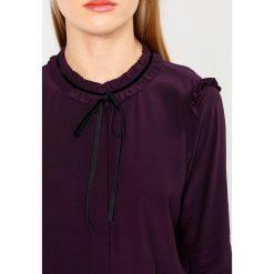 Koszule wiązane damskie: Rue de Femme AMALIE  Koszula deep plum