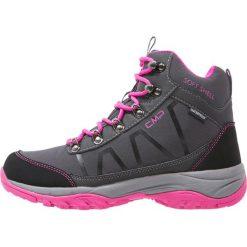 CMP SOFT NAOS TREKKING WP Buty trekkingowe asphalt. Szare buty trekkingowe damskie CMP, z materiału. W wyprzedaży za 351,20 zł.