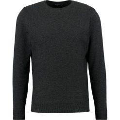 Swetry klasyczne męskie: Springfield MELANGE Sweter grey