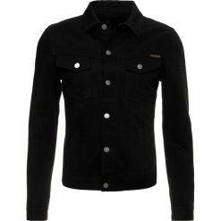 Nudie Jeans BILLY Kurtka jeansowa dry black. Niebieskie kurtki męskie jeansowe marki Reserved, l. Za 539,00 zł.