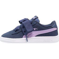 Puma Tenisówki i Trampki sargasso sea/purple rose. Niebieskie trampki dziewczęce Puma, z gumy. Za 149,00 zł.