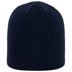 4F Czapka Damska H4Z17 cad002 Ciemny Grnatowy S/M. Czarne czapki zimowe damskie 4f, z elastanu. W wyprzedaży za 21,00 zł.