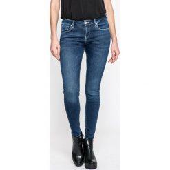Medicine - Jeansy Stargazer. Niebieskie jeansy damskie rurki marki MEDICINE, z bawełny. W wyprzedaży za 79,90 zł.
