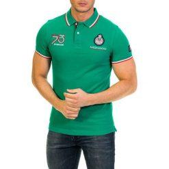 Koszulki polo: Koszulka polo w kolorze zielonym