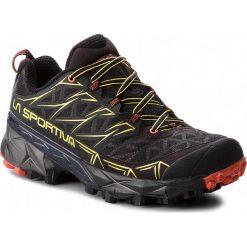 Buty LA SPORTIVA - Akyra 36D999999 Black. Czarne buty do biegania męskie La Sportiva, z materiału. W wyprzedaży za 559,00 zł.