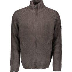 """Sweter rozpinany """"Kaeden"""" w kolorze szarym. Szare golfy męskie Regatta, m, z materiału, ze stójką. W wyprzedaży za 105,95 zł."""