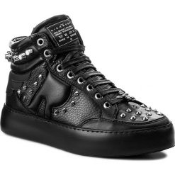 Sneakersy JOHN RICHMOND - 3320 B Nero. Czarne sneakersy damskie John Richmond, z materiału. W wyprzedaży za 889,00 zł.
