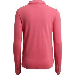 Lacoste Koszulka polo fraisier. Czerwone bluzki dziewczęce bawełniane marki Lacoste, polo. W wyprzedaży za 231,20 zł.