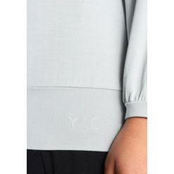 YOGA CURVES Bluzka z długim rękawem jade. Zielone bluzki longsleeves YOGA CURVES, z elastanu, sportowe. Za 199,00 zł.
