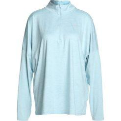 T-shirty damskie: Nike Performance RUNNING DRY PLUS SIZE Koszulka sportowa ocean bliss/htr/silver