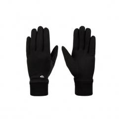 Rękawiczki Quiksilver  Hottawa - Guantes para Hombre. Czarne rękawiczki męskie Quiksilver. Za 96,74 zł.