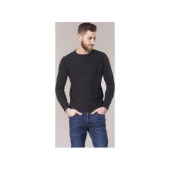 Swetry Guess  ROULIB. Niebieskie swetry klasyczne męskie marki Adidas, m. Za 207,20 zł.