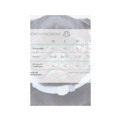 Spódnica Macarons fioletowy bez. Fioletowe spódniczki rozkloszowane Kozacki Mops, m, z tkaniny. Za 79,00 zł.