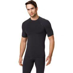 Gwinner Koszulka męska TOP V WARMline czarna r. L. Czarne koszulki sportowe męskie marki Gwinner, l. Za 73,49 zł.