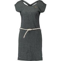 Odzież damska: Ragwear SOFIA DRESS Sukienka z dżerseju black