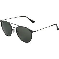 RayBan Okulary przeciwsłoneczne black. Czarne okulary przeciwsłoneczne damskie lenonki Ray-Ban. Za 579,00 zł.