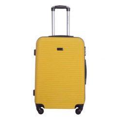 Walizka Sierra Madre 67L Żółta (SIERRA MADRE 24 DYEL). Żółte walizki marki VIP COLLECTION. Za 269,00 zł.