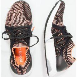 Buty damskie: adidas Performance ULTRA BOOST X Obuwie do biegania treningowe core black/easy blue/glow orange