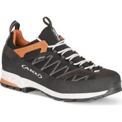 Buty trekkingowe męskie: Aku Buty męskie Tengu Low GTX black/ orange r. 41,5 (976-108-7.5)