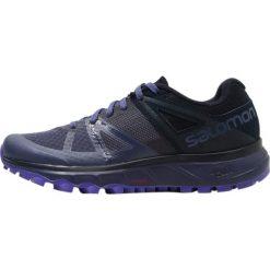 Salomon TRAILSTER Obuwie do biegania Szlak crown blue. Niebieskie buty do biegania damskie Salomon, z materiału. Za 439,00 zł.