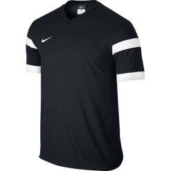 Nike Koszulka męska SS Trophy II JSY czarna r. S (588406 010). Białe t-shirty męskie marki Adidas, l, z jersey, do piłki nożnej. Za 89,00 zł.