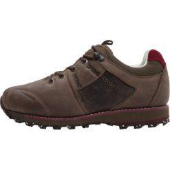 Mammut ALVRA Obuwie hikingowe dark flint/merlot. Szare buty sportowe damskie Mammut, z gumy, outdoorowe. W wyprzedaży za 503,20 zł.