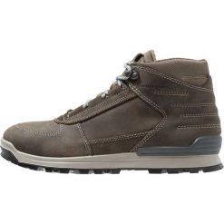 Ecco OREGON Buty trekkingowe grey. Szare buty trekkingowe męskie ecco, z materiału, outdoorowe. Za 699,00 zł.