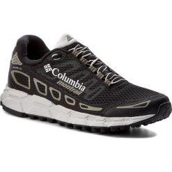 Buty COLUMBIA - Bajada III BL4570  Black/Verdant 011. Czarne buty do biegania damskie Columbia, z materiału. W wyprzedaży za 279,00 zł.