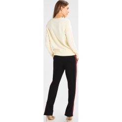 Bluzy rozpinane damskie: Abercrombie & Fitch SUNFADE TECH LOGO CREW  Bluza yellow