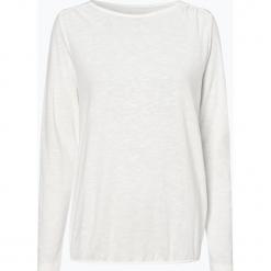 S.Oliver Casual - Damska koszulka z długim rękawem, beżowy. Brązowe t-shirty damskie s.Oliver Casual, s, z dzianiny. Za 99,95 zł.