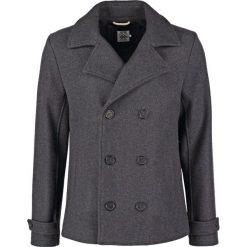 Pier One Krótki płaszcz dark grey. Szare płaszcze na zamek męskie Pier One, m, z materiału. Za 379,00 zł.