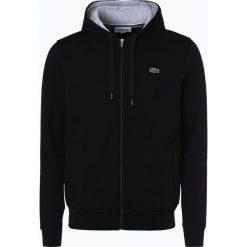Bejsbolówki męskie: Lacoste - Męska bluza rozpinana, czarny