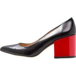 L'INTERVALLE Czółenka black. Czarne buty ślubne damskie L'INTERVALLE, z materiału. Za 419,00 zł.
