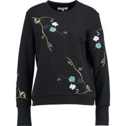 Bluzy rozpinane damskie: Second Female CALLINI  Bluza black