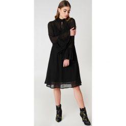Długie sukienki: Gestuz Sukienka Baxtor - Black