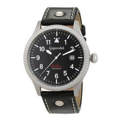 """Zegarki męskie: Zegarek """"G8-007"""" w kolorze czarno-srebrnym"""