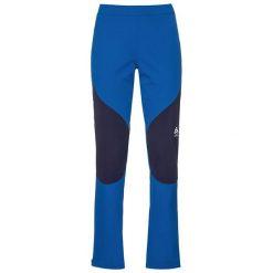 Odlo Spodnie damskie Pants STRYN niebieskie r. S  (622111). Niebieskie spodnie sportowe damskie marki Odlo, s. Za 119,23 zł.