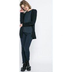 Tommy Hilfiger - Bluzka Annie. Szare bluzki nietoperze marki TOMMY HILFIGER, m, z bawełny, casualowe, z okrągłym kołnierzem. W wyprzedaży za 179,90 zł.