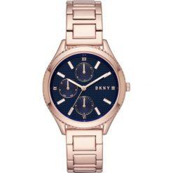 Dkny - Zegarek NY2661. Szare zegarki damskie DKNY, szklane. Za 769,90 zł.
