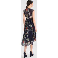 Długie sukienki: Hope & Ivy Maternity FRILL WAIST DRESS Długa sukienka navy