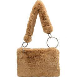 Torebki klasyczne damskie: Topshop B&B TEDDY Torebka camel