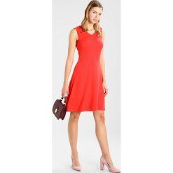 Odzież damska: Armani Exchange Sukienka z dżerseju poppy red