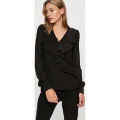 Morgan - Bluzka. Czarne bluzki z odkrytymi ramionami Morgan, z poliesteru, casualowe. Za 189,90 zł.