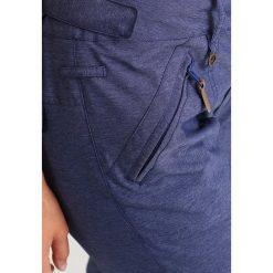 Roxy NADIA  Spodnie narciarskie blue print. Niebieskie bryczesy damskie marki Roxy, xl, z materiału, narciarskie. W wyprzedaży za 428,35 zł.